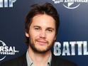Rihanna's Battleship co-star Taylor Kitsch and director Peter Berg discuss the movie.