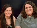 Jonathan Antoine says that he won't lose weight if told to by record producers.