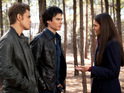 Julie Plec discusses the events of third season ender 'The Departed'.
