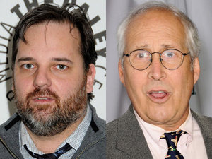 Dan Harmon, Chevy Chase