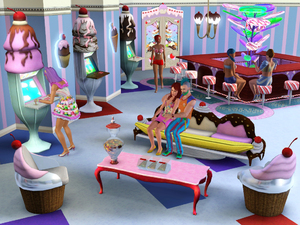 The Sims 3 - Katy Perrys Sweet Treat&#39;s screenshot