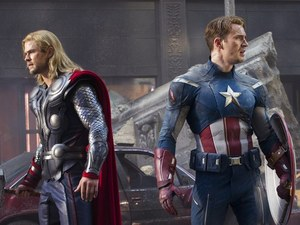 &#39;The Avengers&#39; still