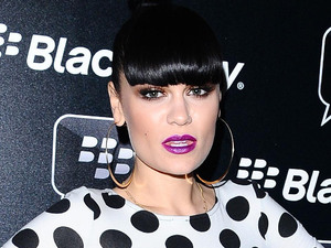 Jessie J performs at a Blackberry gig where a man was allegedly stabbed