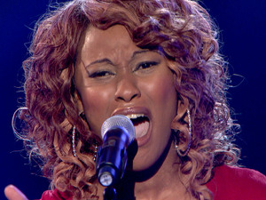 The Voice UK Episode 3 - Joelle Moses