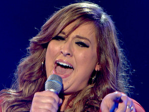 The Voice UK Episode 3 - Leanne Mitchell