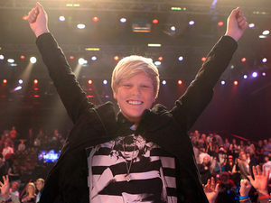 Jack Vidgen winner of Australia's Got Talent 2011