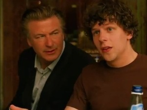 Alec Baldwin, Jesse Eisenberg, To Rome with Love