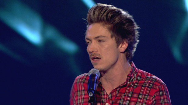 The Voice UK Episode 3 - Tyler James