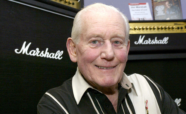 Father of Loud' Jim Marshall dies, aged 88 - Music News - Digital Spy