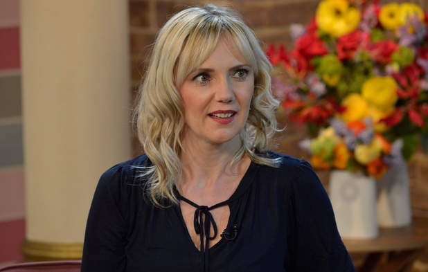 Samantha Brick on 'This Morning'