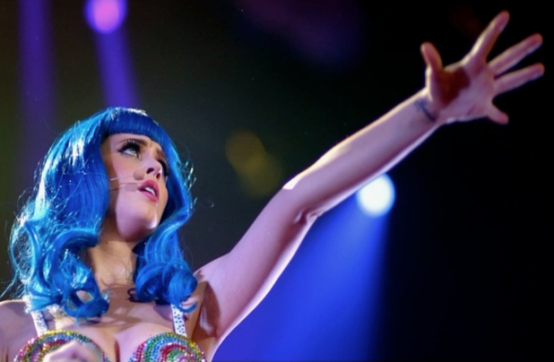 Katy Perry Part of Me concert movie