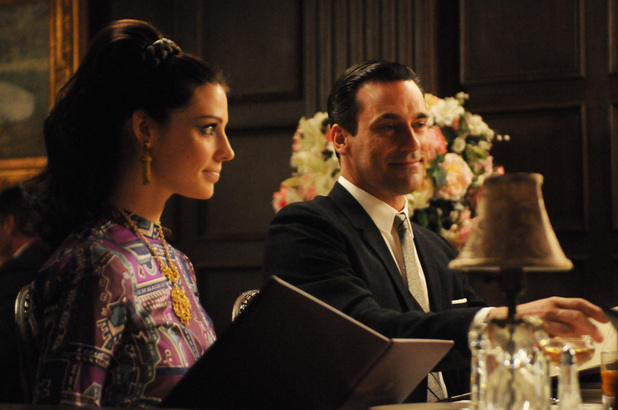 Mad Men S05E03: &#39;Tea Leaves&#39;