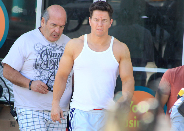 Pain and Gain: On Set Pictures