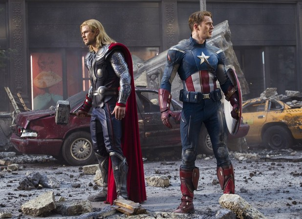 Movies: Top 20 Box Office Opening Weekends The Avengers