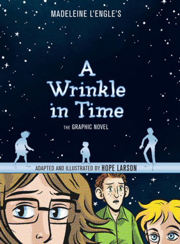 Hope Larson A Wrinkle in Time