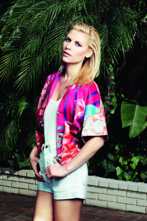 Claire Danes in asos magazine