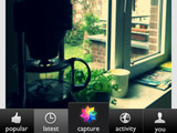 Cinemagram, iPhone apps