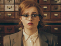 Helena Bonham Carter stars in the singer's latest clip.