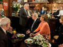 Betty's funeral day arrives in Coronation Street tonight.