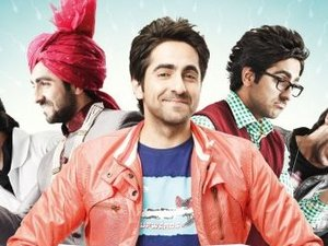 Vicky Donor Poster ayushman khurana