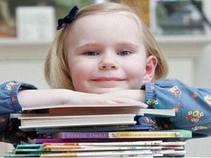 Heidi Hankins - member of Mensa aged 4