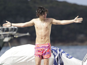 Harry Styles, Australia