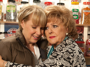 Sally tells Rita that she&#39;s in a mess as she has rekindled her love for Kevin, but she&#39;s not sure she can ever accept baby Jack
