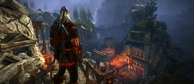 &#39;The Witcher 2: Assassin&#39;s of Kings&#39; screenshot
