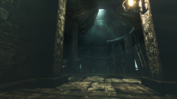 The Catacombs Mercenaries map