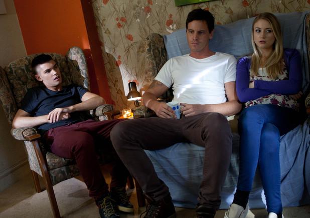 Hollyoaks: 3326: 2012-04-23