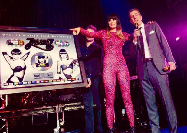 Jessie J Twitter photo