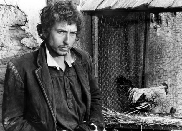 Bob Dylan, Pat Garrett & Billy the Kid