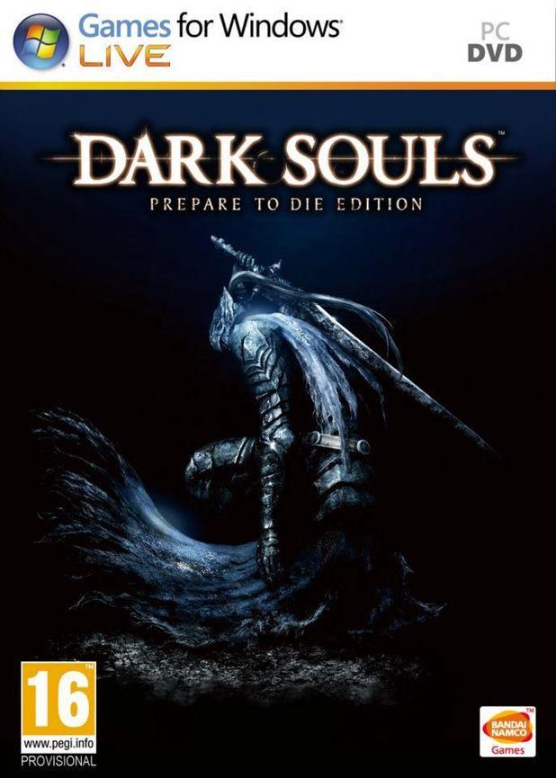 Dark Souls: Prepare to Die PC cover