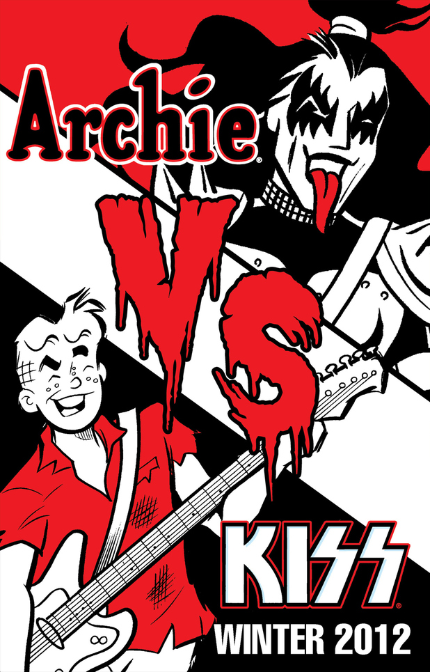 'Archie vs Kiss' teaser
