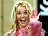 Britney Spears, chewing gum