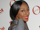 Alexandra Burke  at the launch of LIPBOOM created with Alexandra Burke by MUA Cosmetics