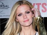 Brooklyn Decker The Australian premiere of 'Battleship' held at Luna Park
