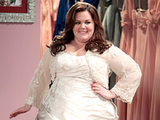 'Mike & Molly': Melissa McCarthy wedding dress revealed -