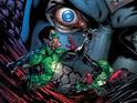 The writer hints at the future development of his Green Lantern series.