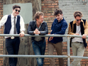 Mumford & Sons and Birdy record a folk track titled 'Learn Me Right'.
