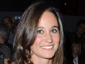 "The fashion designer says Pippa Middleton should ""only show her back""."