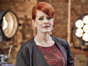 Scissor Sisters singer Ana Matronic says she would join The Voice UK full time.