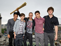 "Tom Parker says that cracking the US was always The Wanted's main ""goal""."
