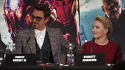 The stars of Marvel superhero flick 'The Avengers' talk about their favourite action scenes from Joss Whedon's blockbuster.