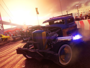 'DIRT Showdown' screenshot
