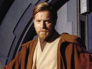 Ewan McGregor in &#39;Star Wars: Episode III - Revenge of the Sith&#39;