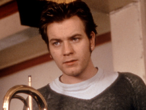 Ewan McGregor in &#39;Brassed Off&#39;
