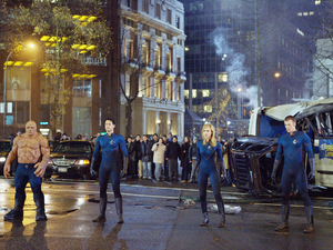 'Fantastic Four' still