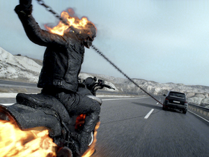 'Ghost Rider: Spirit of Vengeance' still