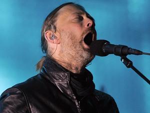 Thoma Yorke, Radiohead, Coachella 2012
